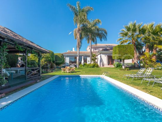 Villa in Parcelas del Golf for sale | Marbella Hills Homes