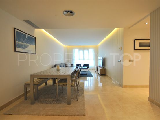 For sale ground floor apartment with 3 bedrooms in San Pedro Playa | Marbella Hills Homes