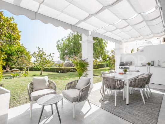 3 bedrooms ground floor apartment in La Quinta Golf | Marbella Hills Homes