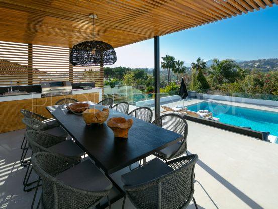 For sale Los Naranjos Golf villa with 5 bedrooms | Marbella Hills Homes