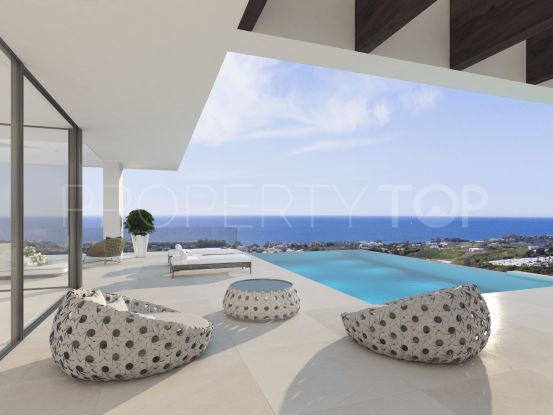 5 bedrooms New Golden Mile villa | Marbella Hills Homes