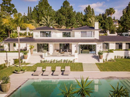 For sale villa in Hacienda las Chapas with 5 bedrooms | Marbella Hills Homes