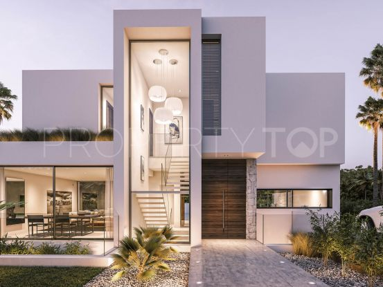 Villa for sale in New Golden Mile with 3 bedrooms | Marbella Hills Homes