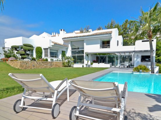 Villa with 4 bedrooms for sale in Los Naranjos Golf, Nueva Andalucia | Marbella Hills Homes