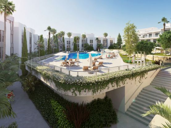 Buy New Golden Mile 2 bedrooms town house | Marbella Hills Homes