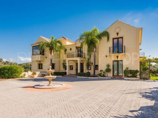6 bedrooms Monte Mayor villa for sale   Marbella Hills Homes