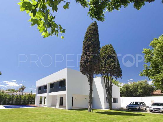 Villa in Cortijo Blanco   Marbella Hills Homes
