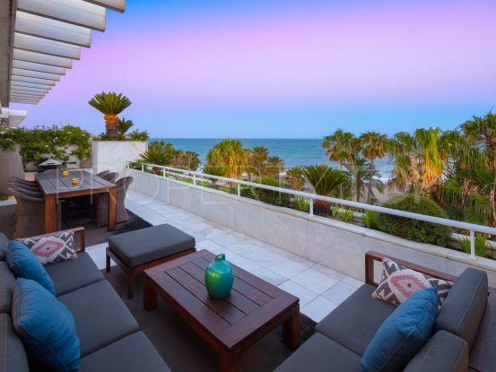 Duplex penthouse with 4 bedrooms for sale in Los Granados, Marbella - Puerto Banus | Marbella Hills Homes