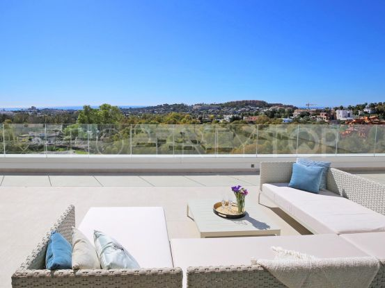 Penthouse with 3 bedrooms in Azahar de Marbella, Nueva Andalucia   Marbella Hills Homes