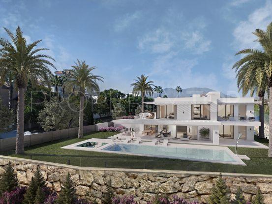 5 bedrooms Los Flamingos villa for sale   Marbella Hills Homes
