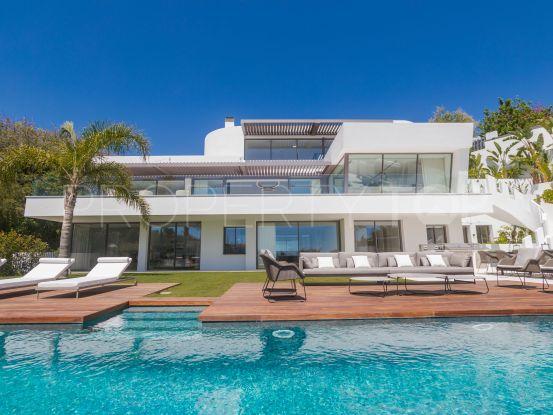 For sale El Herrojo villa with 6 bedrooms   Marbella Hills Homes