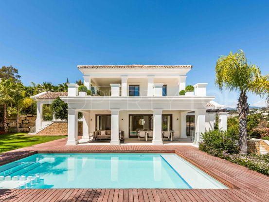 For sale 4 bedrooms villa in Las Brisas, Nueva Andalucia   Marbella Hills Homes