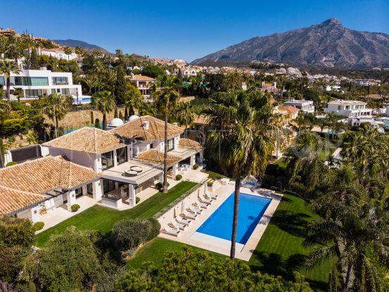 For sale 7 bedrooms villa in La Cerquilla, Nueva Andalucia | Marbella Hills Homes