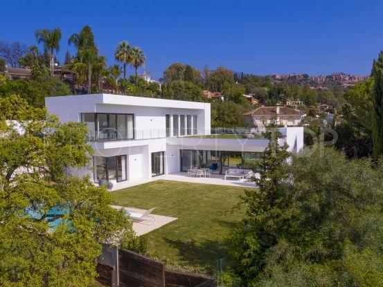 For sale Benahavis 4 bedrooms villa | Marbella Hills Homes