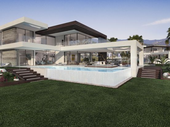 Villa with 4 bedrooms in New Golden Mile, Estepona | Marbella Maison
