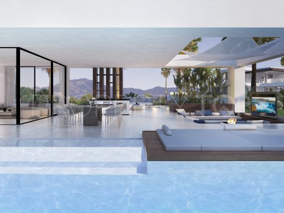 Villa with 4 bedrooms in New Golden Mile, Estepona | Marbella Maison