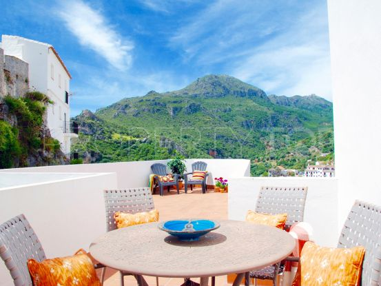 2 bedrooms Casares penthouse for sale | Marbella Maison