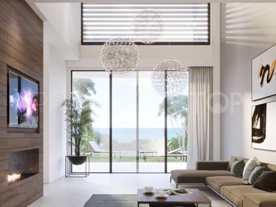 Buy semi detached villa in Cabopino with 4 bedrooms | Marbella Maison