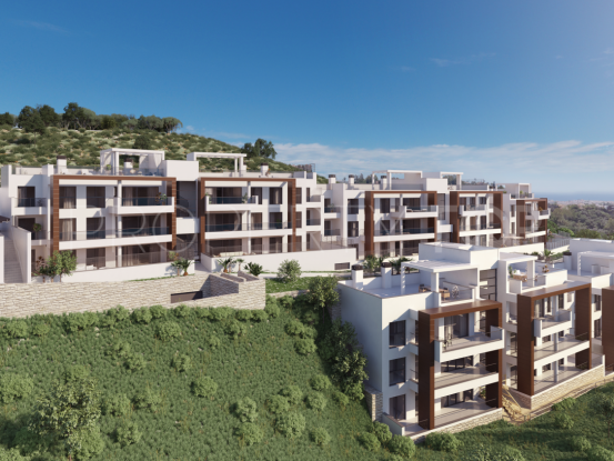 For sale apartment in Benahavis with 2 bedrooms   Marbella Maison