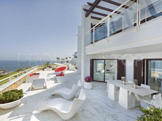 Ground floor apartment for sale in Casares Playa | Marbella Maison