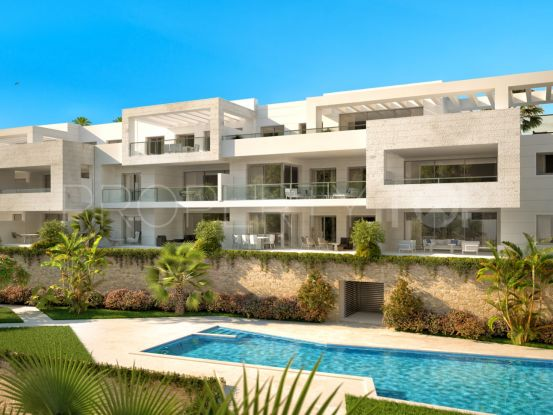 For sale 3 bedrooms ground floor apartment in Casares | Marbella Maison