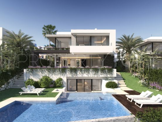 Villa in New Golden Mile with 4 bedrooms | Marbella Maison