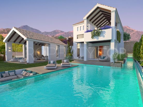 Villa for sale in New Golden Mile with 3 bedrooms | Marbella Maison