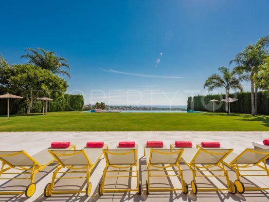 Los Flamingos Golf villa   Marbella Maison