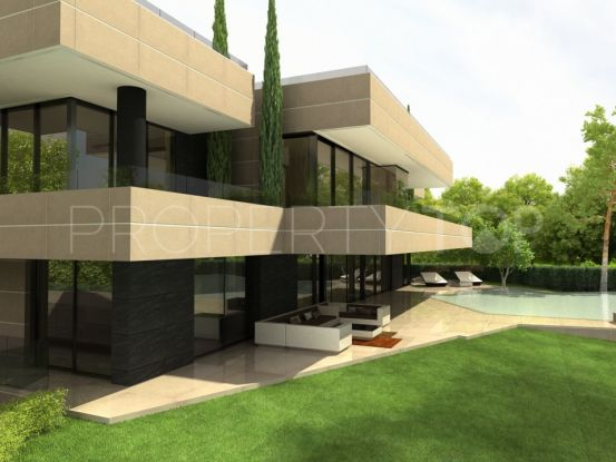 4 bedrooms New Golden Mile villa for sale | Marbella Maison