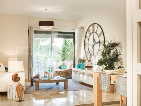 For sale ground floor apartment in Benahavis   Marbella Maison