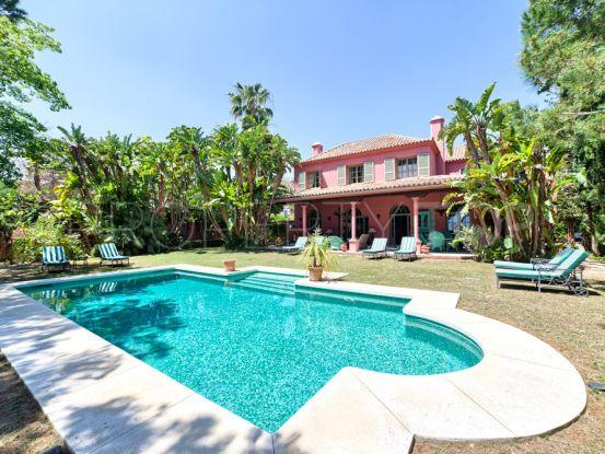 Villa in Hacienda las Chapas with 5 bedrooms   Marbella Maison