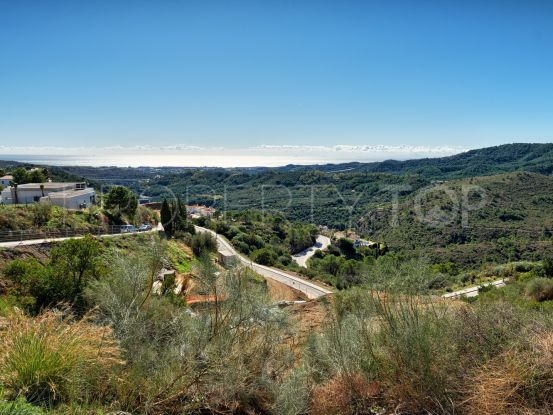 Plot in Monte Mayor for sale | Marbella Maison