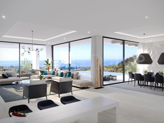 For sale 4 bedrooms villa in New Golden Mile, Estepona | Marbella Maison