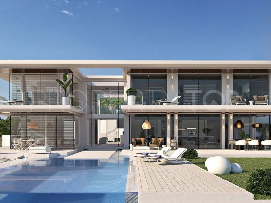 Benahavis 4 bedrooms villa for sale | Marbella Maison