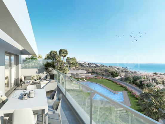 For sale ground floor apartment in Casares with 2 bedrooms | Marbella Maison