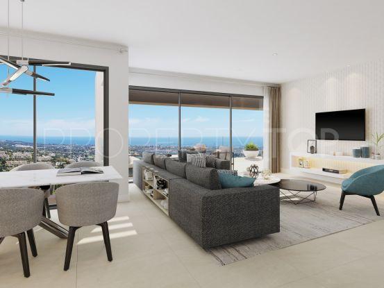 For sale Benahavis duplex penthouse with 4 bedrooms | Marbella Maison