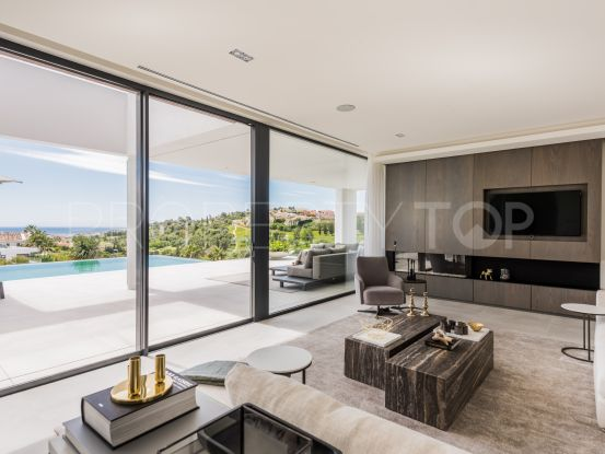 Buy 5 bedrooms villa in La Alqueria, Benahavis | Marbella Maison