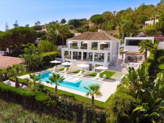 Buy 5 bedrooms villa in Las Brisas, Nueva Andalucia | Marbella Maison