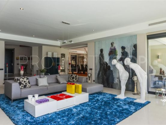 For sale Marbella Golden Mile villa with 6 bedrooms   Marbella Maison