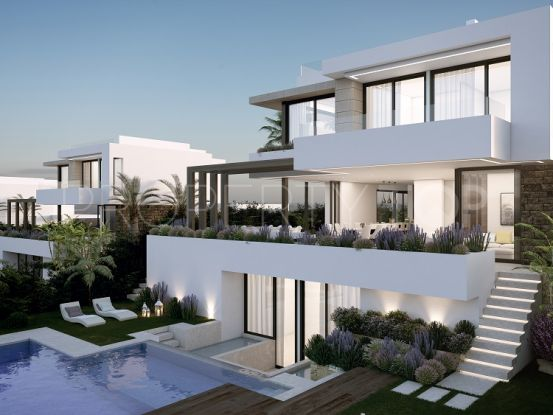 For sale 4 bedrooms villa in New Golden Mile, Estepona | Marbella Maison