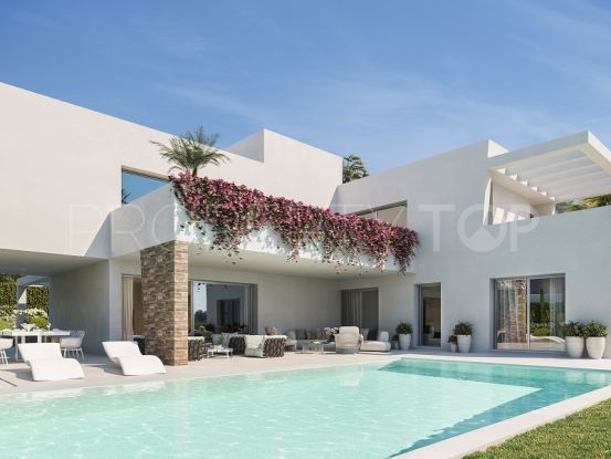 For sale villa with 4 bedrooms in New Golden Mile, Estepona | Marbella Maison