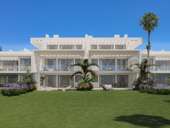 For sale ground floor apartment with 3 bedrooms in Casares | Marbella Maison