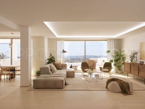 For sale duplex penthouse with 4 bedrooms in Nueva Andalucia, Marbella | Marbella Maison