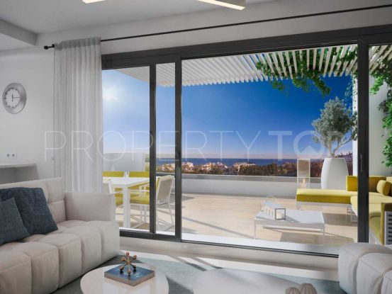 Buy penthouse with 3 bedrooms in Casares | Marbella Maison