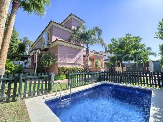6 bedrooms semi detached villa for sale in Marbella - Puerto Banus | DeLuxEstates
