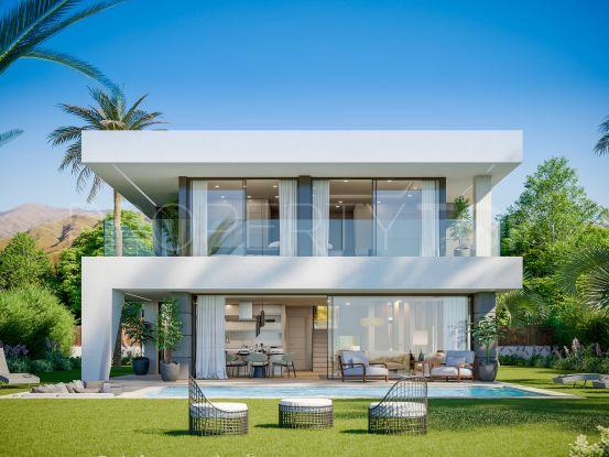 Buy villa in La Duquesa Golf with 4 bedrooms | LibeHomes
