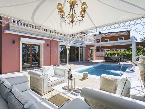 Buy villa with 4 bedrooms in Nagüeles, Marbella Golden Mile   LibeHomes