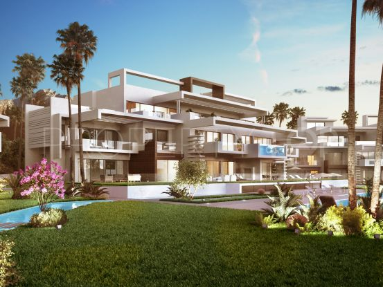 Buy ground floor apartment in Marbella Golden Mile with 3 bedrooms | LibeHomes