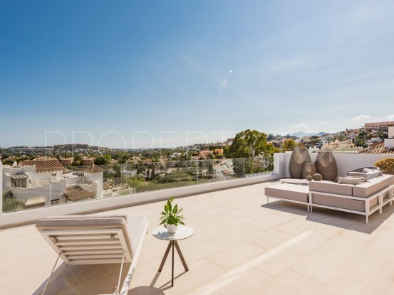 For sale penthouse in Nueva Andalucia, Marbella | LibeHomes