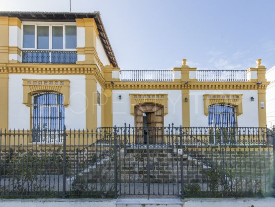 For sale house with 6 bedrooms in Sanlucar de Barrameda | KS Sotheby's International Realty - Sevilla
